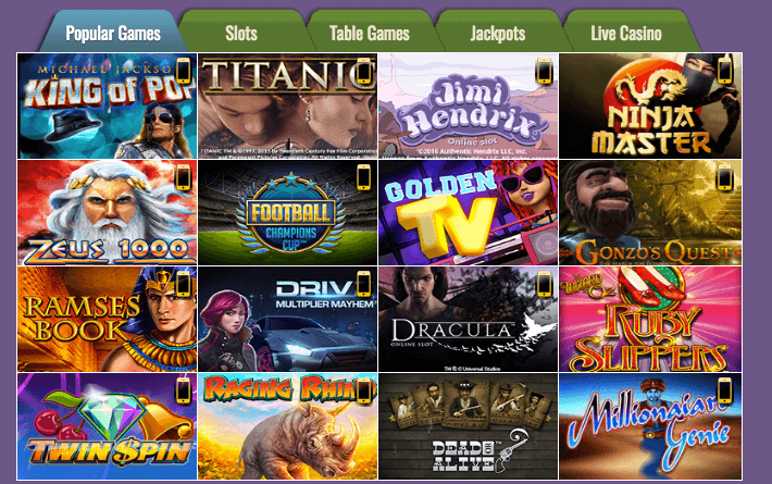 slots magic games pay by phone casino zimpler