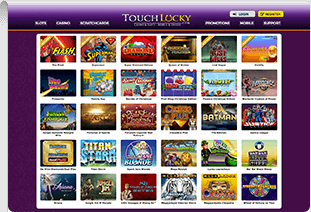 touch lucky casino pay by phone bill casino