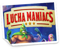 LUCHA MANIACS New Slot from Yggdrasil