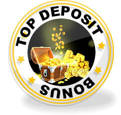 TOP DEPOSIT BONUS BY PHONE BILL