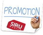 SIRU MOBILE CASINO PROMOTIONS MAY 2018