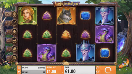 Ivan the Immortal King Slot Launch