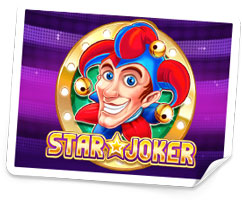 PlayN GO with new game Star Joker