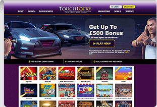 pay by phone casino touch lucky casino