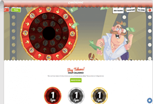 calzone casino site