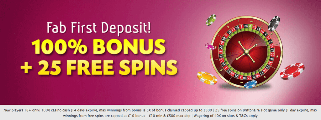 welcome bonus spinsvilla
