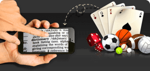 pay by phone casino dictionary logo