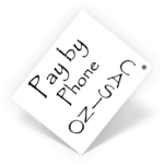 pay by phone casino logo