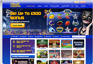 pay by phone bill casino cloud casino