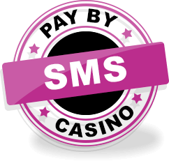 Pay by sms casino