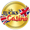 lucks casino pay by phone casino logo