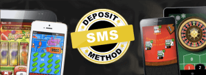 Mobile casino pay by SMS