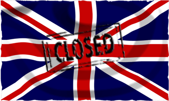 Cherry casino closed the UK market