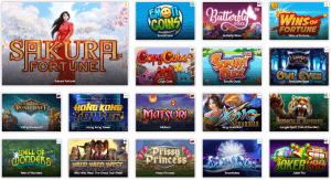 mobile casino games sloty casino