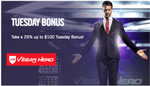 Tuesday Casino Promotions Week 8 2018