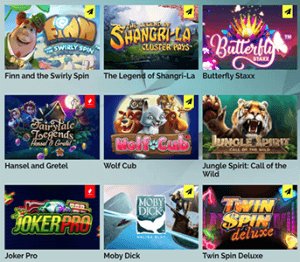 games wixstars casino