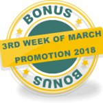 3rd WEEK OF MARCH PROMOS