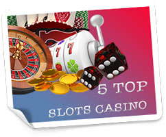 Top 5 Slots dedicated pay by phone casinos