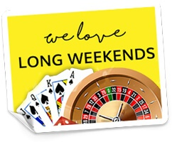 BEST CASINOS FOR MAY BANK HOLIDAY