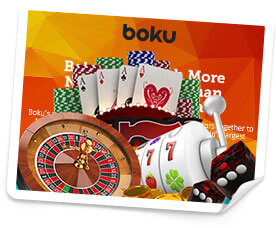 Who accepts Boku payments
