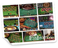 pay by phone casino ROULETTE