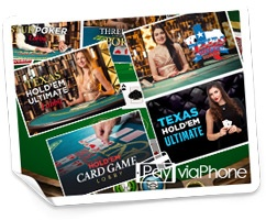 pay by phone poker