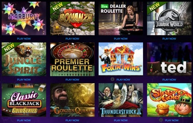 casino games power slots casino