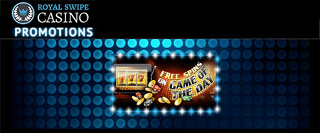 promotions Royal Swipe Casino