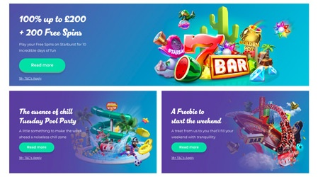 LAUNCH OF THE NEW CASINO - CASINO JOY