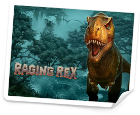 Raging Rex New PlayNGo Slot