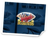 Vegas Diamonds Slot from Elk